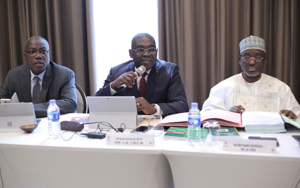 ASSURANCES DANS L'ESPACE CIMA: L'assainissement du secteur préoccupe la Commission Régionale de Contrôle