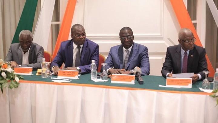 Atelier sur l'instauration d'une assurance Tous Risques Chantiers- Abidjan Ivoire Golf Club les 17 et 18 Septembre 2019